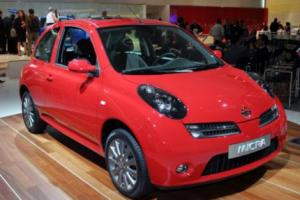 Picture of Nissan Micra 160SR