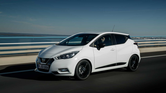 Image of Nissan Micra IG-T 100
