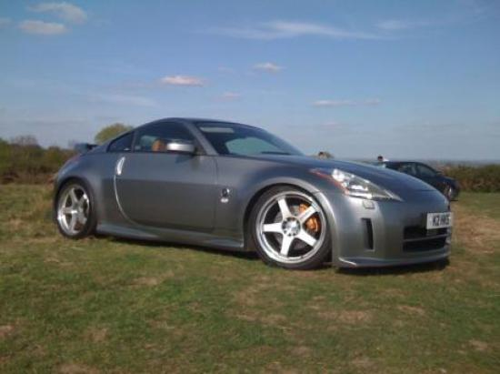 Image of Nissan Nismo 350Z