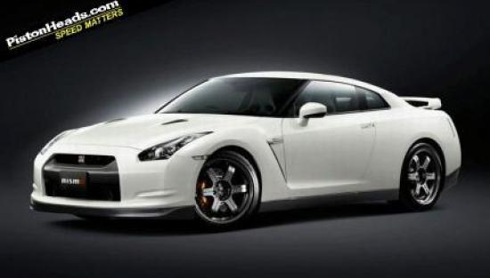 Image of Nissan Nismo GT-R Club Sport