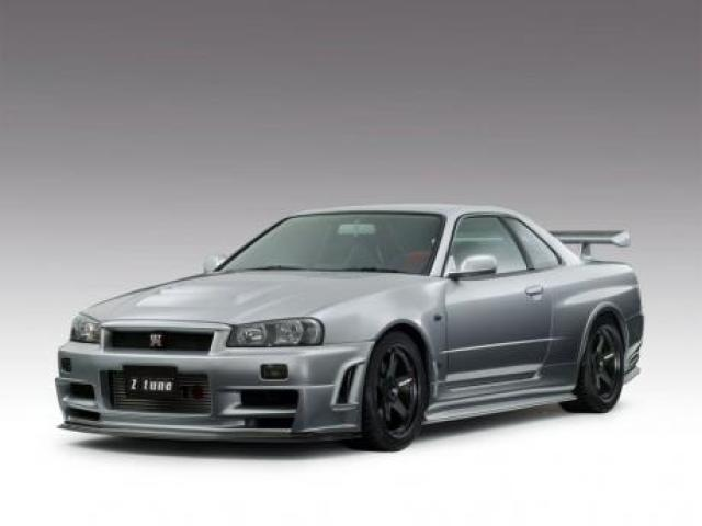 Image of Nissan Nismo R34 Z-Tune