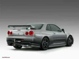Photo of Nissan Nismo R34 Z-Tune