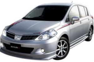 Picture of Nissan Nismo Tiida S-Tune