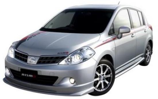 Image of Nissan Nismo Tiida S-Tune