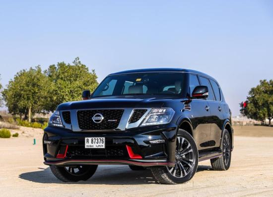 Image of Nissan Patrol Nismo