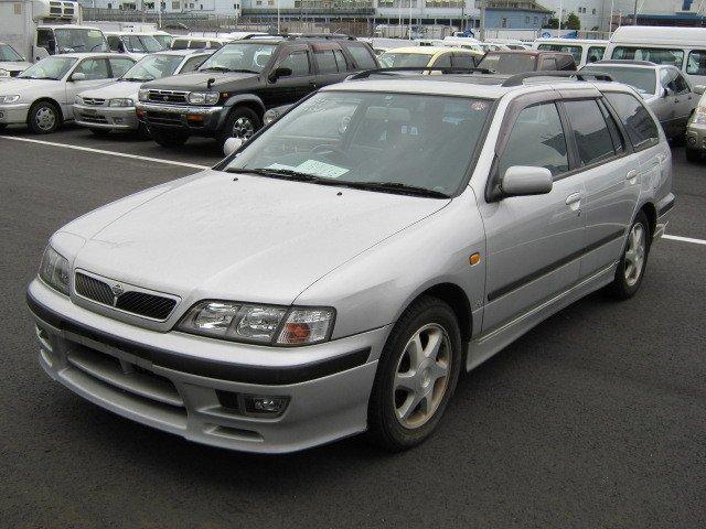 Image of Nissan Primera Wagon 2.0G-V