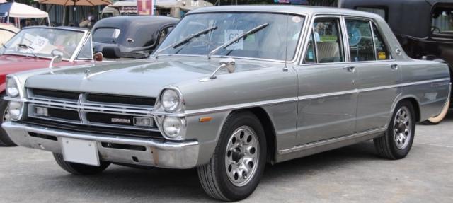 Image of Nissan Prince Gloria Sedan