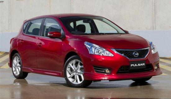 Image of Nissan Pulsar Hatch ST-S/SSS