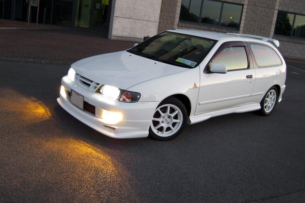 Nissan Pulsar Vz R N