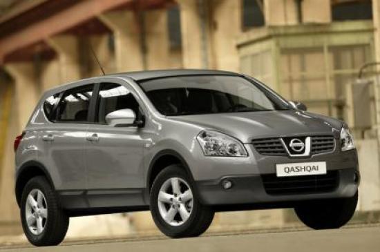 Image of Nissan Qashqai 2.0 4WD