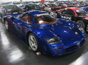 Photo of Nissan R390 GT1