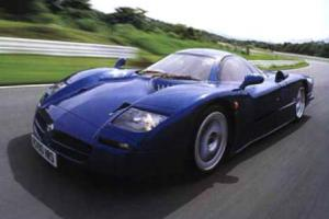 Picture of Nissan R390 GT1