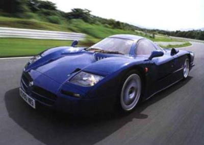 Image of Nissan R390 GT1
