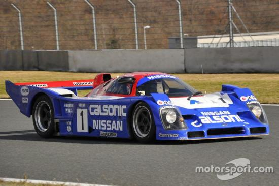 Image of Nissan R92CP