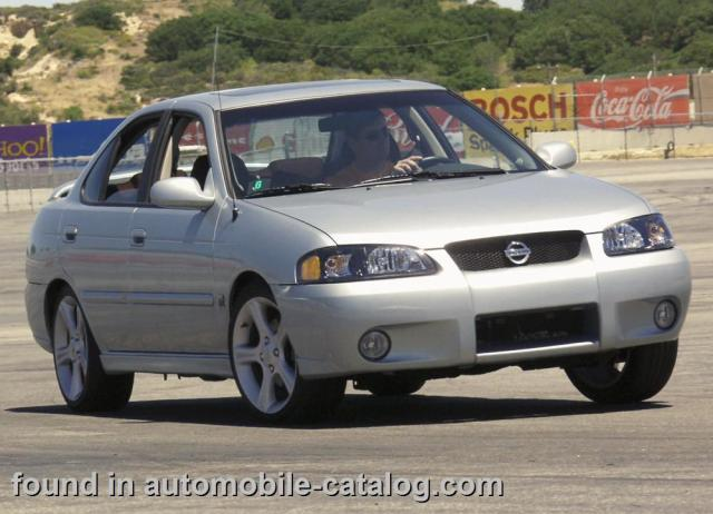 Image of Nissan Sentra SE-R Spec V