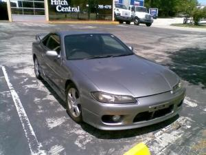 Photo of Nissan Silvia S15 Spec R Aero