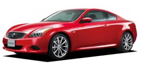 Image of Nissan Skyline Coupe 370GT TypeS