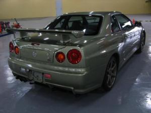 Photo of Nissan Skyline GT-R M-Spec NUR R34