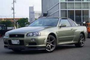 Picture of Nissan Skyline GT-R M-Spec NUR (R34)