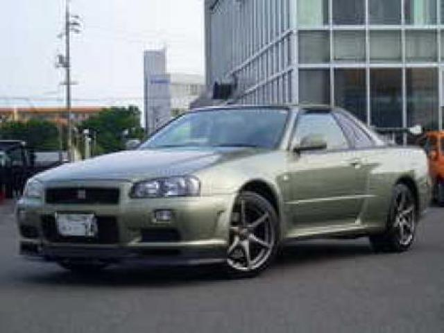 Nissan Skyline GT-R M-Spec NUR R34 laptimes, specs, performance data