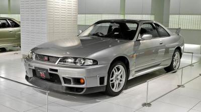 Image of Nissan Skyline GT-R