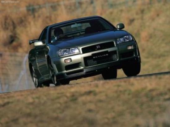 Image of Nissan Skyline GT-R V-Spec II