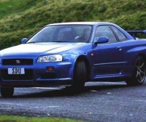 Picture of Nissan Skyline GT-R V-Spec