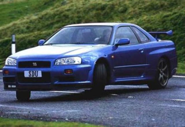 Image of Nissan Skyline GT-R V-Spec