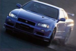 Picture of Nissan Skyline GT-R (R34)