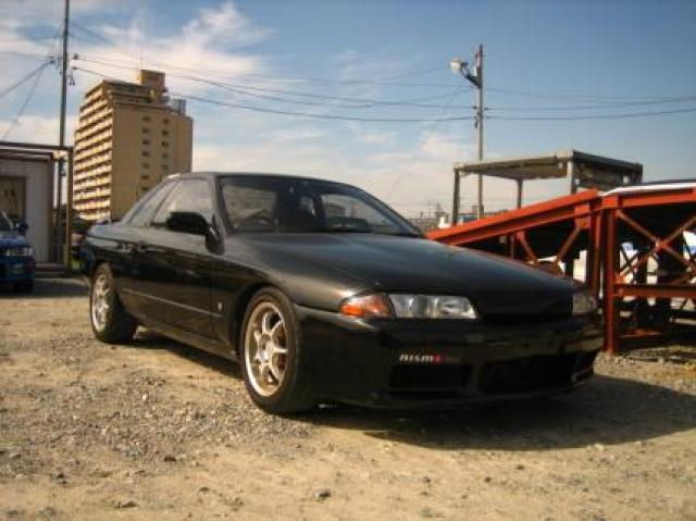 Image of Nissan Skyline GTS-T R32