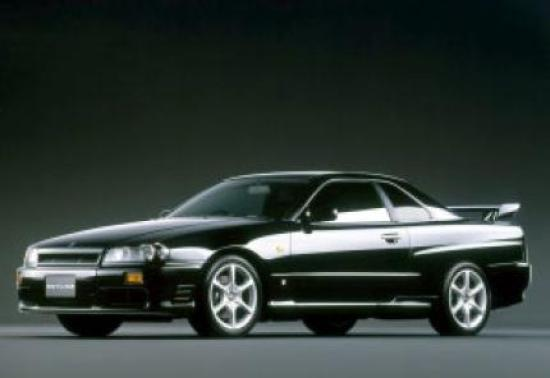 Image of Nissan Skyline R34 GT25 Turbo