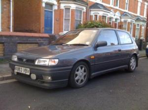 Photo of Nissan Sunny GTi