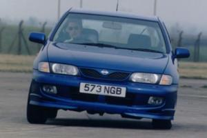 Picture of Nissan Sunny GTi
