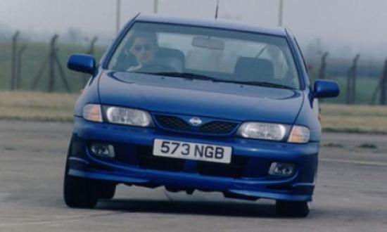 Image of Nissan Sunny GTi