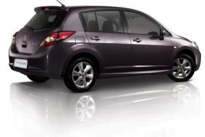 Picture of Nissan Tiida 1.6