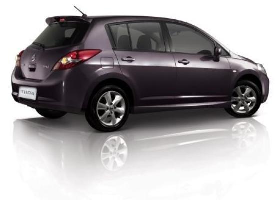 Image of Nissan Tiida 1.6
