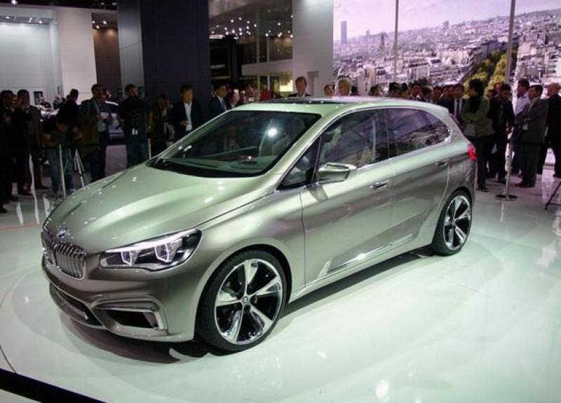 Nothing Wrong With A Bmw Minivan Fastestlaps Com