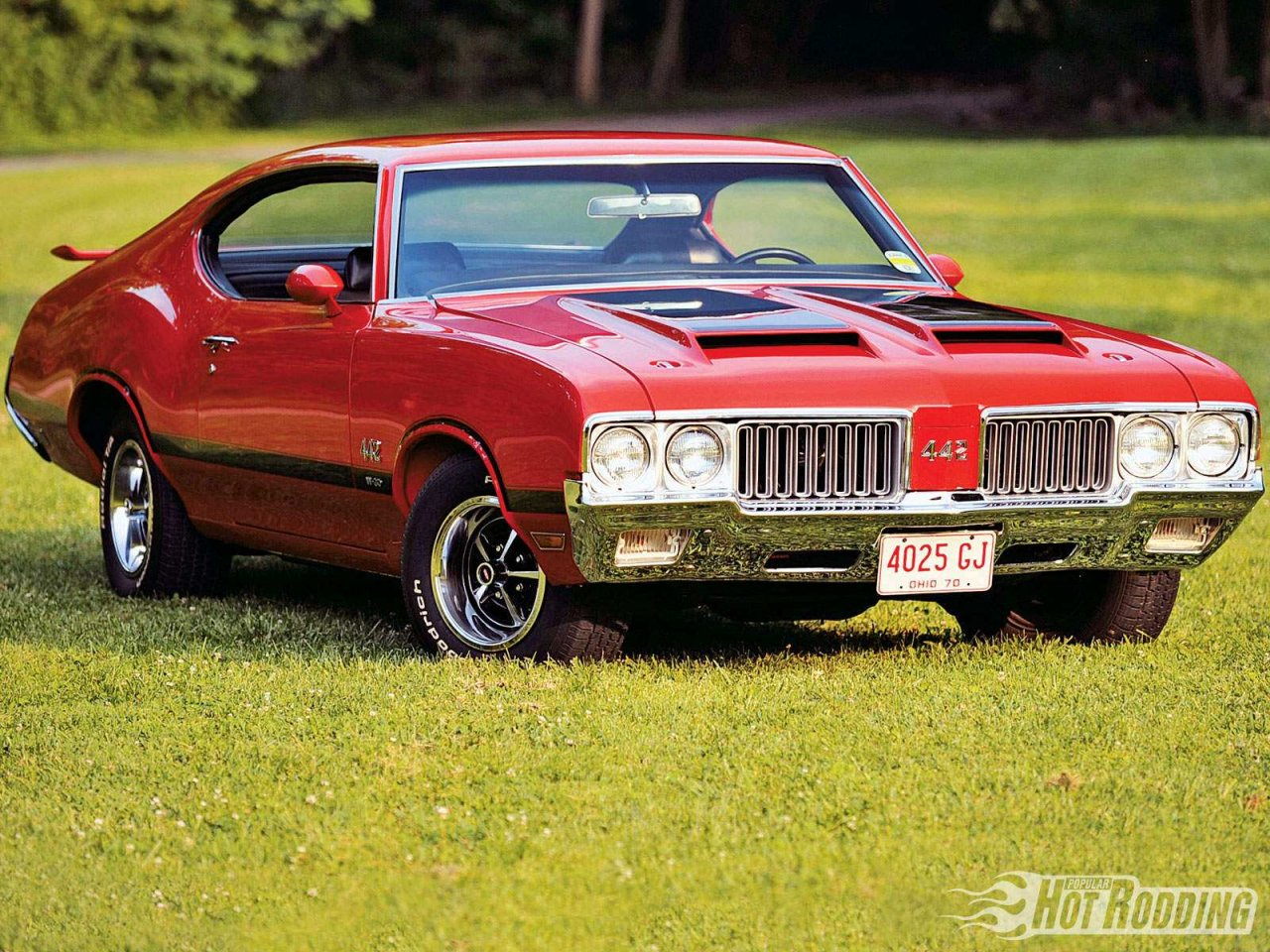 Oldsmobile 442 Cutlass W30 laptimes, specs, performance data