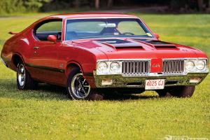 Picture of Oldsmobile 442 Cutlass (W30)