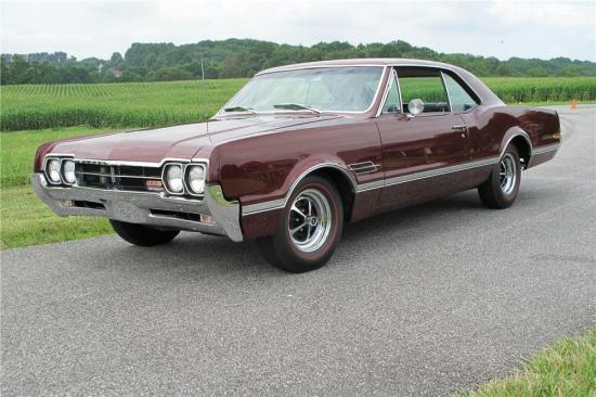 Image of Oldsmobile Cutlass Sports Coupe
