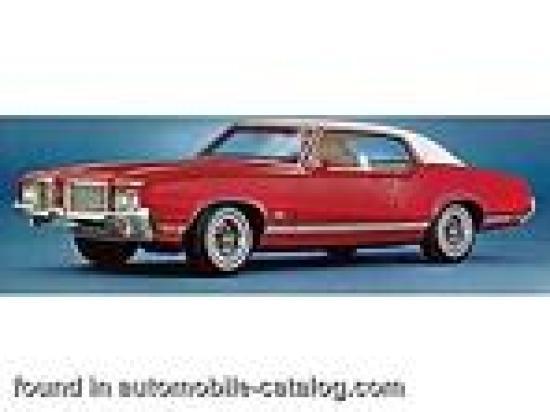 Image of Oldsmobile Cutlass Supreme SX