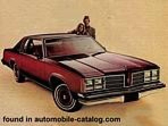 Image of Oldsmobile Delta 88 Holiday Coupe (5.7L Diesel)