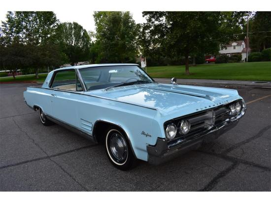 Image of Oldsmobile Starfire Coupe