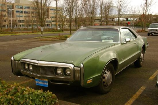 Image of Oldsmobile Toronado GT