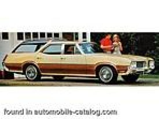 Image of Oldsmobile Vista Cruiser