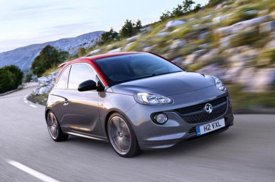 Image of Opel Adam S