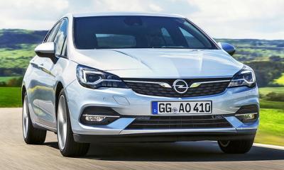 Image of Opel Astra 1.2 DI Turbo