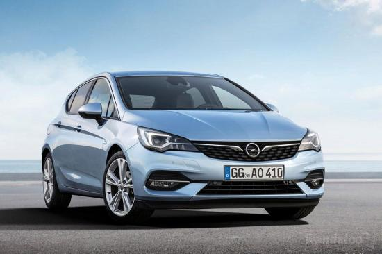Image of Opel Astra 1.4 DI Turbo