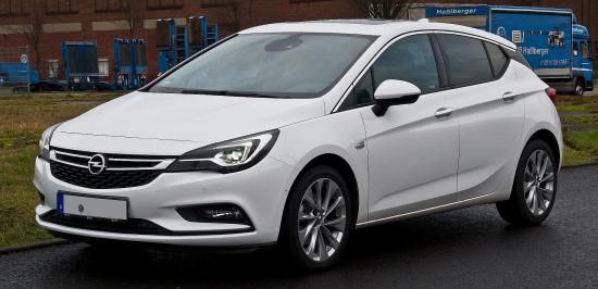 Image of Opel Astra 1.4 DI Turbo