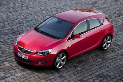 Image of Opel Astra 1.6 Turbo
